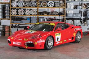 2000 Ferrari 360 Modena Challenge