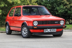 1981 Volkswagen Golf