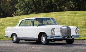 1963 Mercedes-Benz 220 SE Coupe