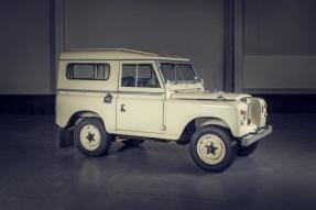 1977 Land Rover Series III