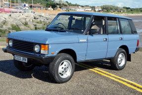 1987 Land Rover Range Rover