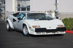 1987 Lamborghini Countach LP5000 Quattrovalvole
