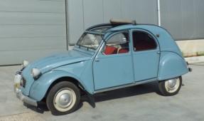 1963 Citroën 2CV