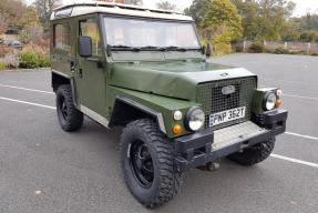 1979 Land Rover Lightweight