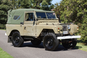 1964 Land Rover Series IIA