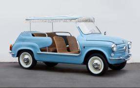 1961 Fiat 600 Jolly