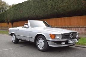 1988 Mercedes-Benz 500 SL