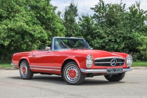 1967 Mercedes-Benz 230 SL