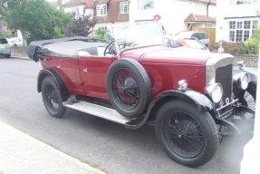 1927 Daimler 20/70