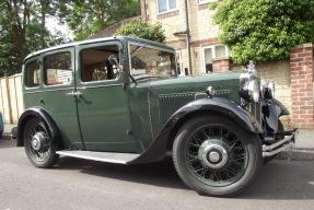 1933 Morris Ten