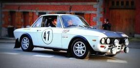 1974 Lancia Fulvia HF