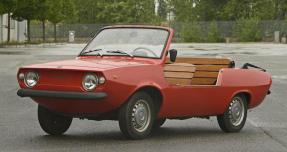 1968 Fiat 850 Spiaggetta