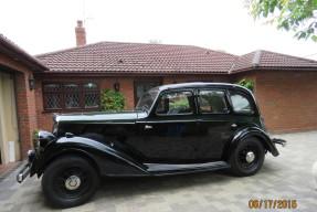 1935 Morris 18/6