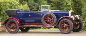 1919 Talbot 25/50