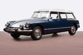 1967 Citroën ID