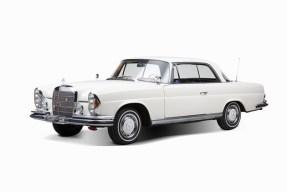 1966 Mercedes-Benz 250 SE Coupe