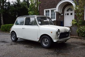 1974 Innocenti Mini Cooper