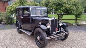 1933 Morris Family 8