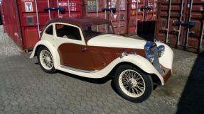 1934 Hillman Aero Minx
