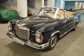 1971 Mercedes-Benz 280 SE Cabriolet