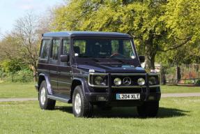 1993 Mercedes-Benz G-Wagen