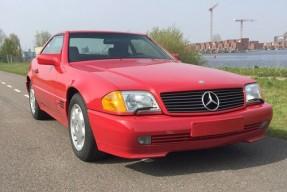 1993 Mercedes-Benz SL 600