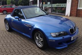 2001 BMW Z3M Roadster