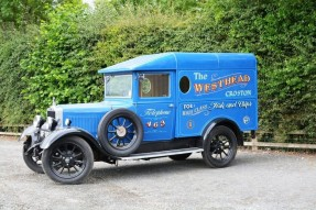 1930 Morris Light Van