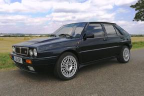 1991 Lancia Delta HF Integrale