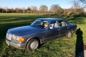 1988 Mercedes-Benz 420 SE