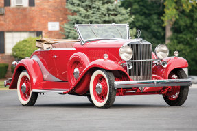 1933 Hupmobile B-316