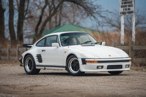 1984 Porsche 911 Turbo Slant Nose