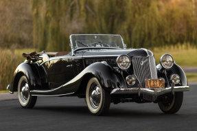 1936 Jensen - Ford
