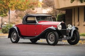 1928 Bugatti Type 49