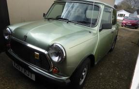1983 Austin Mini