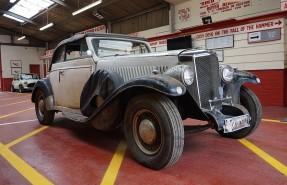 1935 Railton Special