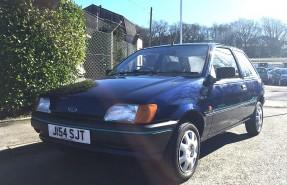 1992 Ford Fiesta
