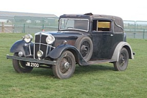 c.1935 Morris Isis