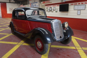 1937 Mercedes-Benz 170