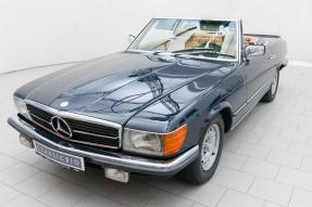 1984 Mercedes-Benz 500 SL