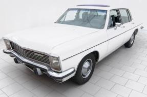 1973 Opel Diplomat