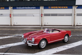 1957 Alfa Romeo Giulietta 750G