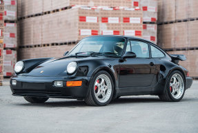 1994 Porsche 911 Turbo S