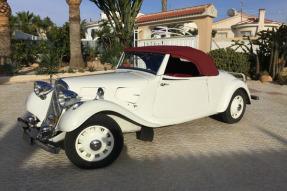 1934 Citroën 7S