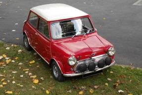 1970 Austin Mini Cooper