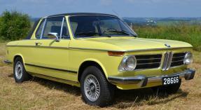 1972 BMW 2002 Cabriolet