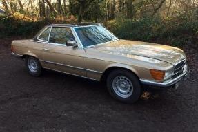 1981 Mercedes-Benz 280 SL