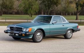 1989 Mercedes-Benz 560 SL