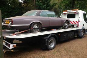 1977 Daimler Sovereign Coupe