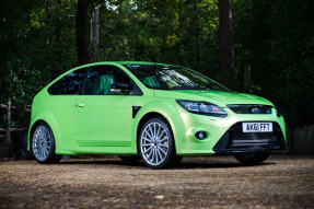 2011 Ford Focus RS